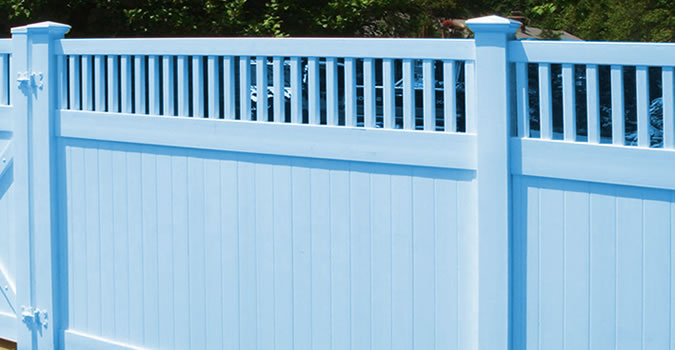 Painting on fences decks exterior painting in general Duluth